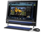 HP TouchSmart 600 Quad series does the Core i7 thing