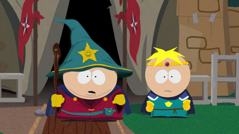 South Park delayed in Germany, Austria over use of swastikas