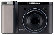 Samsung's NV20 point-and-shoot gets reviewed
