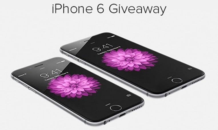 Joystiq Deals: iPhone 6, Rebel DSLR camera giveaways