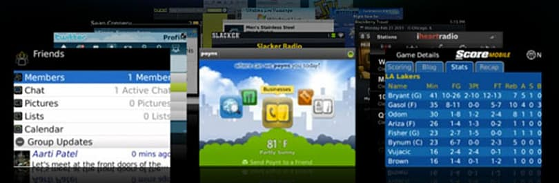 RIM officially trots out BlackBerry App World 3.0
