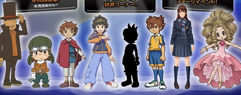 'Level-5 World' will be streamed