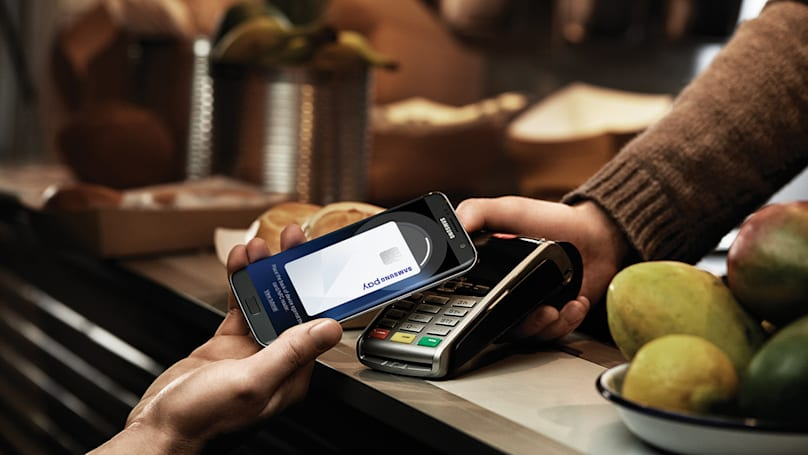 Samsung team-up aims to improve your mobile payments