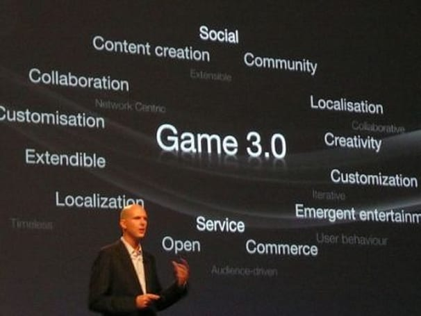 Community sites are the future for Sony games