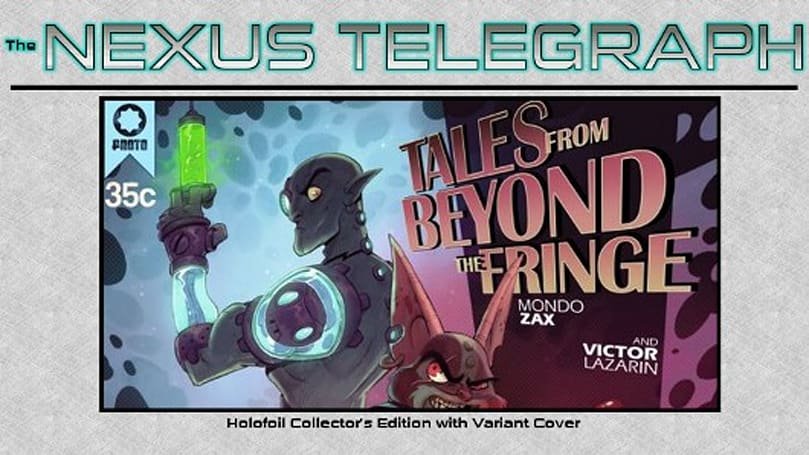 The Nexus Telegraph: WildStar Comix