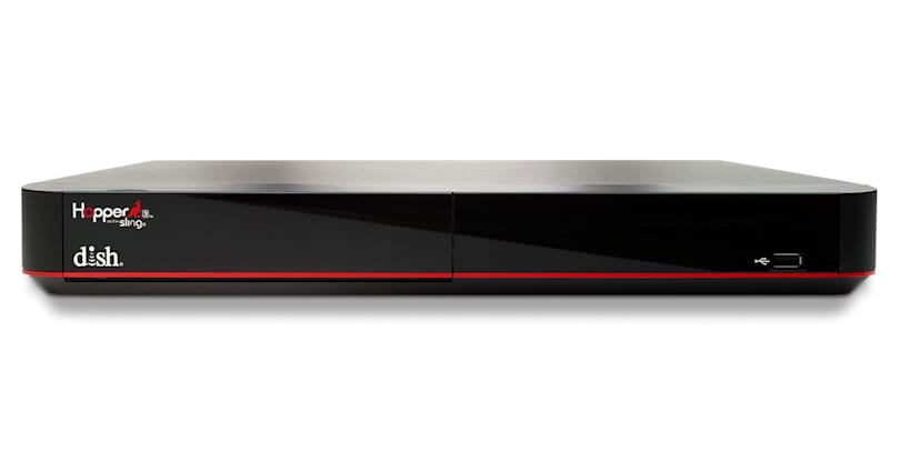 Dish's 4K-ready Hopper 3 DVR is now available