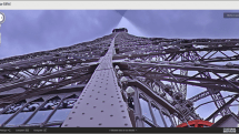 Google Street View brings you 1,000 feet up the Eiffel Tower, no tickets required