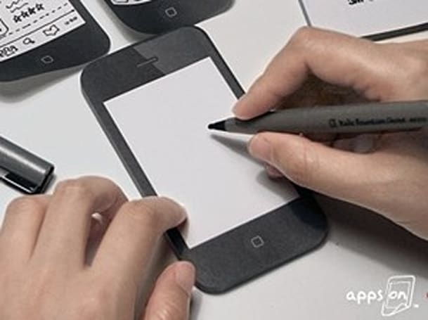 iPhone Post It Notes take your Apple love analog