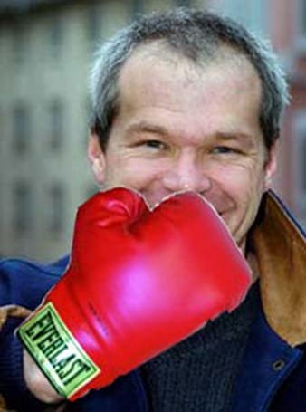 Uwe Boll does something awful to another critic