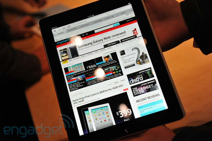 Samsung official claims Apple's releasing a 7.85-inch iPad