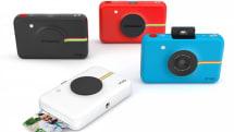 【動画】デジカメ速攻プリント Polaroid Snap はノーファインダー撮影がいい。断然かわいいアクションカム Polaroid Cube+ 動画付き
