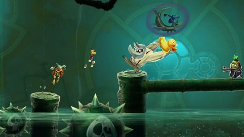 Rayman Legends jumping to next-gen consoles in February