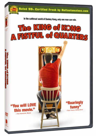 Joyswag - The King of Kong: A Fistful of Quarters