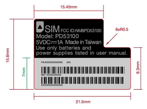 HTC PD53100 gets FCC approval: is this the F8181 Brew MP phone?
