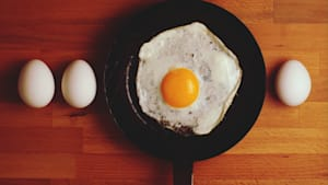 You Can Now Fry An Egg On A Piece Of Paper