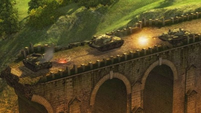 World of Tanks teaser trailer gives taste of enhanced visuals in update 8.0