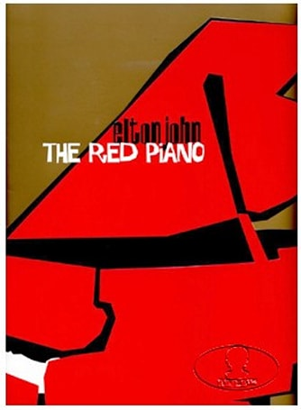 Elton John's The Red Piano goes Blu in October