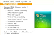 Treo 700wx to get Windows Mobile 6.0 upgrade?