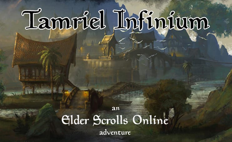 Tamriel Infinium: About that Elder Scrolls VR grind