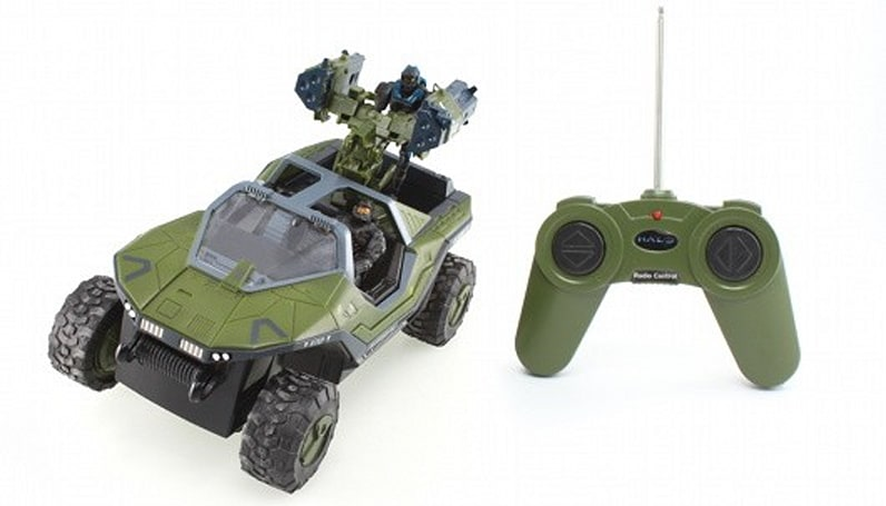Halo RC Warthogs: Now in rocket flavor
