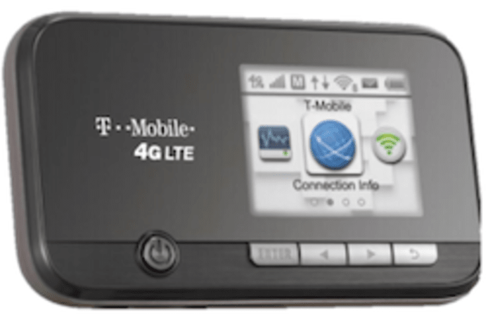 T-Mobile's Sonic 2.0 mobile hotspot revealed, brings LTE-powered WiFi to the masses
