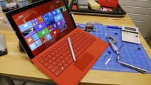 Surface Pro 3 電池耗電異常迅速?看來問題真出在軟體上啊