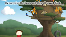 The Boy and the Bears Read Out Aloud: More sight than sound