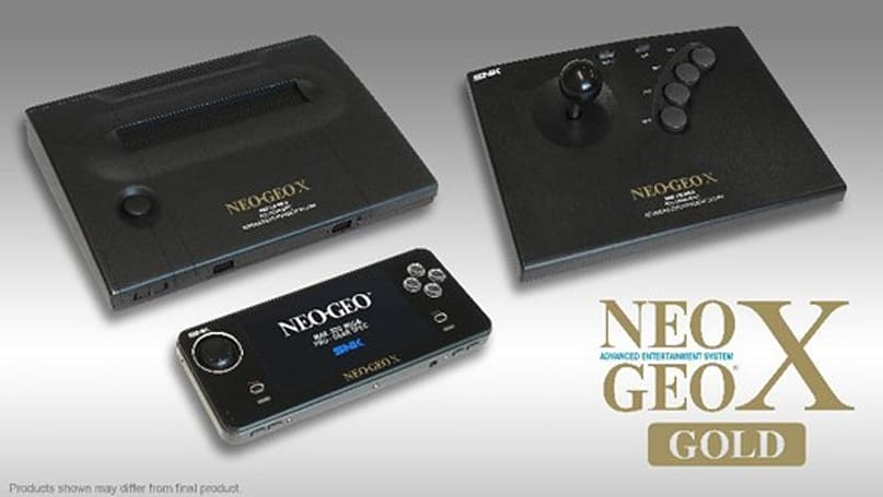 Neo Geo X production to continue, more games/peripherals on the way