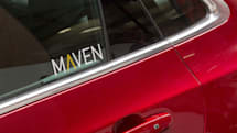 GM gets serious about car-sharing with new 'Maven' service