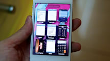 White iPhone 4 used to demo new multitasking, Spotlight search in 'test version' of iOS? (video)