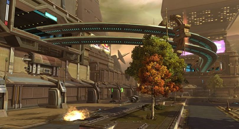 BioWare talks environmental polish in The Old Republic, answers class-related questions