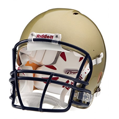 Riddell starts shipping concussion-monitoring football helmets