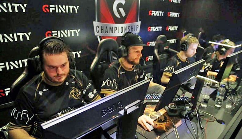 Make your own ladders and leagues with Gfinity's Xbox One app