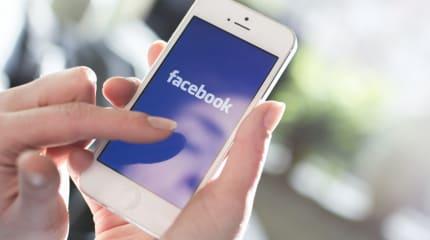 Facebook app 不僅會自動播放影片,連聲音也將突然出現