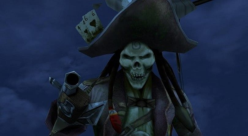 Pirates of the Caribbean Online 'Rewritten' version claims Disney's blessing