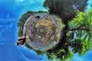 実録:防塵防水360°カメラGIROPTIC「360Cam」をキャンプ場で試してみた