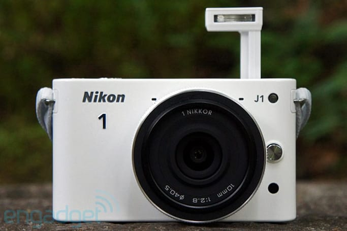 Nikon 1 J1 review (video)
