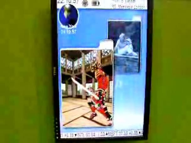 NVIDIA's GoForce 5500 mobile platform demoed in action