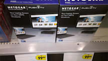 Netgear's Push2TV wireless TV adapter caught nonchalantly hanging out in the wild