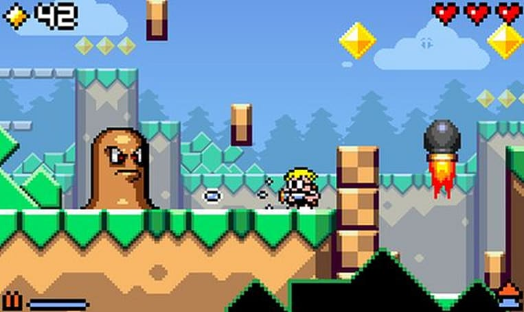 Mutant Mudds Deluxe for Wii U almost ready to be submitted