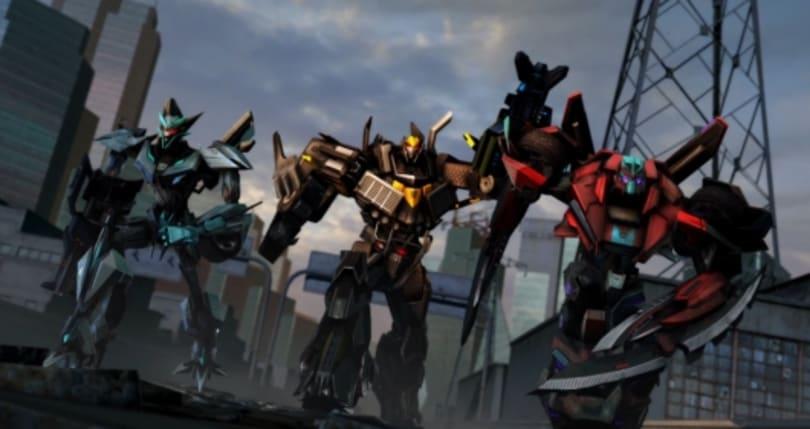 Transformers Universe offers a peek under the hood