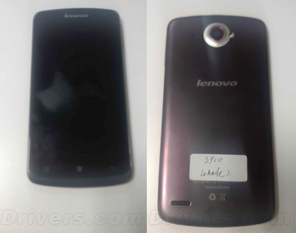 Lenovo S920 and S820 leak, could pack Android 4.2.1, quad-core CPUs and dual-SIM slots