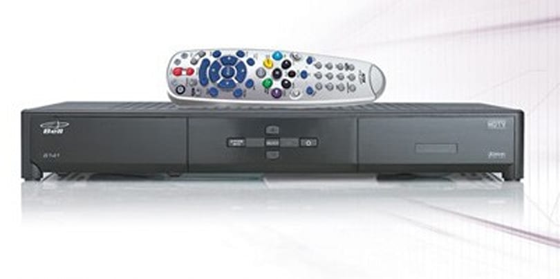 Bell TV turns 6141 HD STB into HD PVR with firmware update