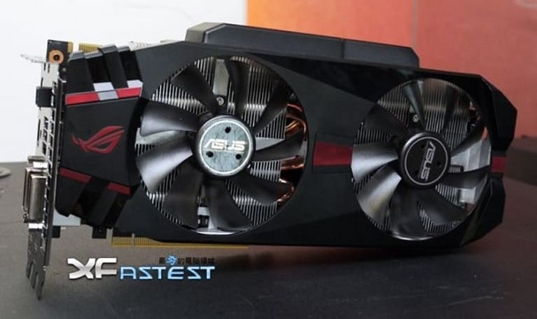 ASUS Matrix GTX 580 and MARS II desktop graphics cards revealed, devour PCI slots