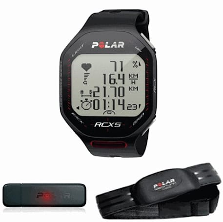 Polar RCX5 training computer feels your multi-sport pain