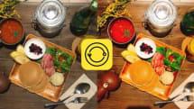 """""""飯テロ""""写真作成がお手軽に。料理撮影専用カメラアプリ『Foodie』、LINEが公開"""