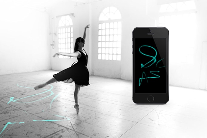Arduino sensors let ballerinas 'paint' with their pointes