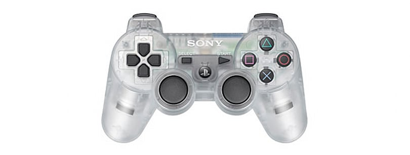 Limited edition PlayStation 3 controller goes 'skeleton style' for Japan, others might call it see-through