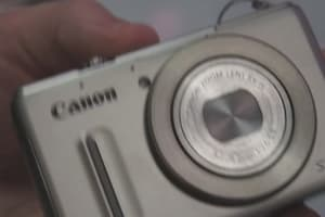 Canon S100 Hands-on