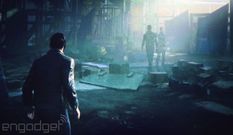 Microsoft says 'Quantum Break' coming April 5th, 2016